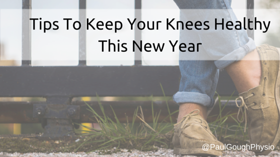 Tips To Keep Your Knees Healthy This New Year
